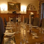 The house of Glenmuick accommodates up to 20 guests with a large grand dining room.