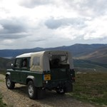 Stalking at Glenmuick Estate available for guests looking for trophy hunting activities in Cairngorms national park.