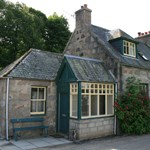 Gardeners Cottage is a renovated cottage in the heart of Glenmuick Estate which accommodates up to 4 guests.
