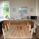 The Gardeners Cottage provides catering facilities for guests to use.
